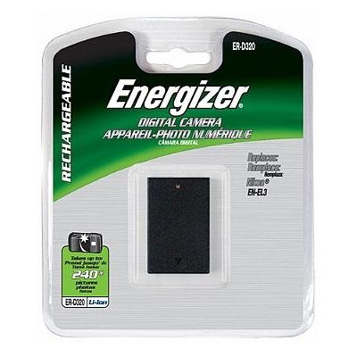 ENERGIZER NIKON EN-EL3E