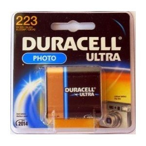 DURACELL CR-P2