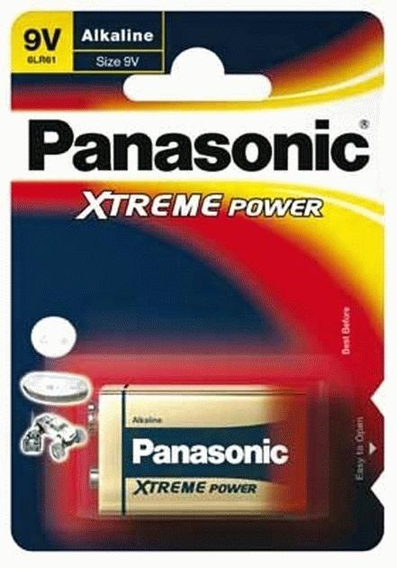 PANASONIC 6LR61 Xtreme 9V