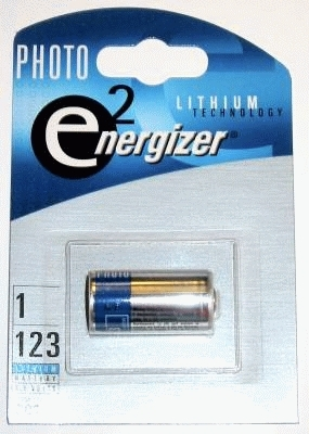 ENERGIZER CR 123
