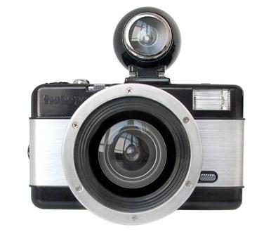LOMOGRAPHY Fisheye 2 Camera