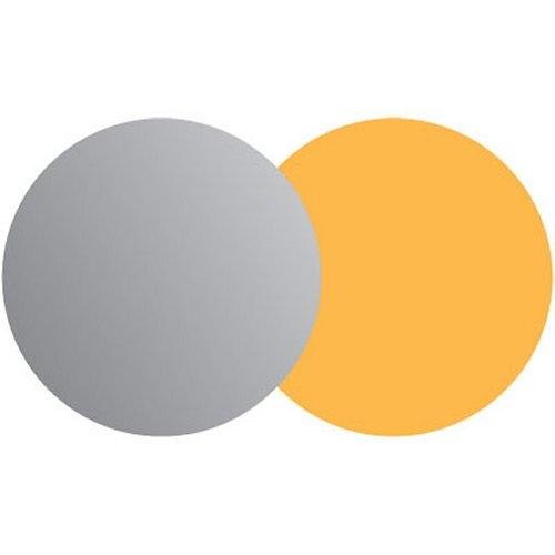 LASTOLITE 2034 odrazná deska 50 cm stříbrná/zlatá