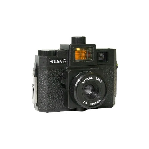 LOMOGRAPHY Holga starter Kit - black
