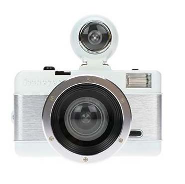 LOMOGRAPHY Fisheye 2 Camera White Knight