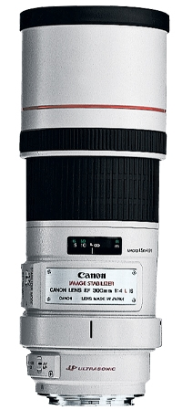 CANON EF 300 mm f/4 L IS USM