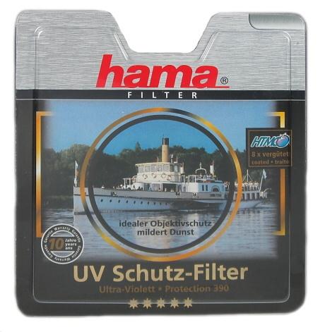 BRAUN filtr UV 55 mm