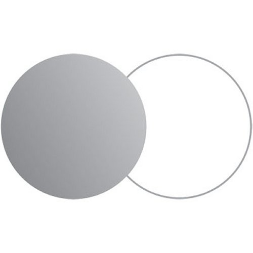 INTERFIT 268 Double Sided Reflector silver/white 82cm - odrazná plocha