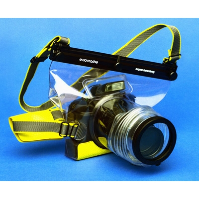 EWA-MARINE U-AZ měkké podvodní pouzdro pro D-SLR s objektivem až 300mm