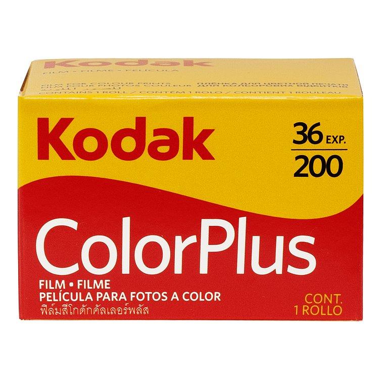 KODAK ColorPlus 200/135-36