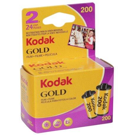 KODAK Gold 200/135-24 1+1