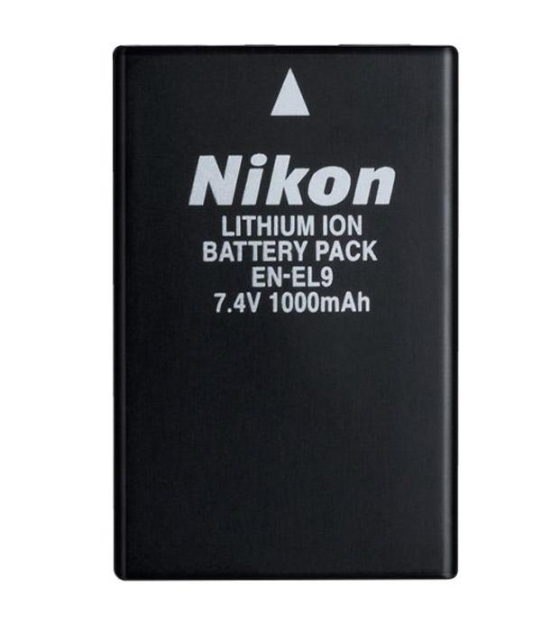 NIKON EN-EL9a pro D5000/D3000