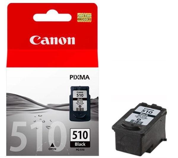 CANON náplň PG-510BK černá