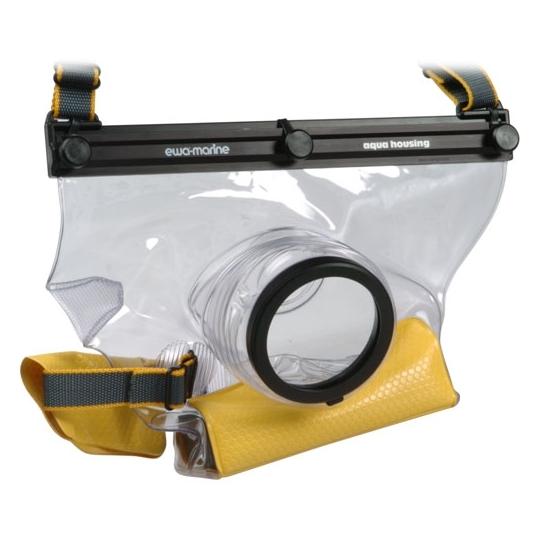 EWA-MARINE U-B měkké podvodní pouzdro pro velké D-SLR bez externího blesku