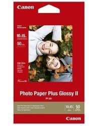 CANON inkjet 275g Glossy 10x15/50 PP-201