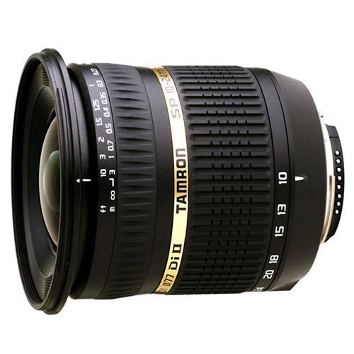 TAMRON 10-24 mm f/3,5-4,5 Di II SP LD Asph. pro Pentax