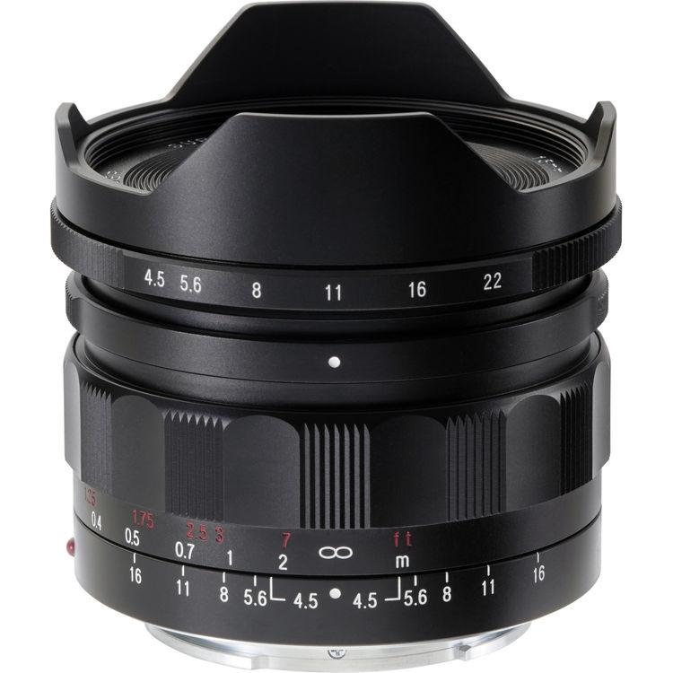 VOIGTLÄNDER 15 mm f/4,5 Super-Wide Heliar III Asph. pro Sony E