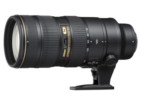 NIKON 70-200 mm f/2,8 G ED AF-S VRII