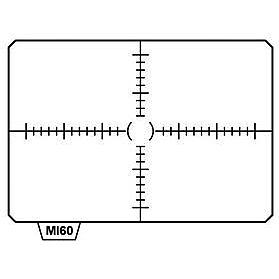 PENTAX Matnice MI-60 s měřítkem, pro K-7/5/3/S2 a KP