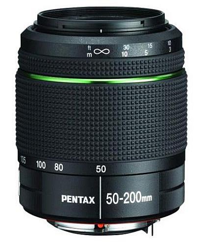 PENTAX 50-200 mm f/4-5,6 DA ED WR