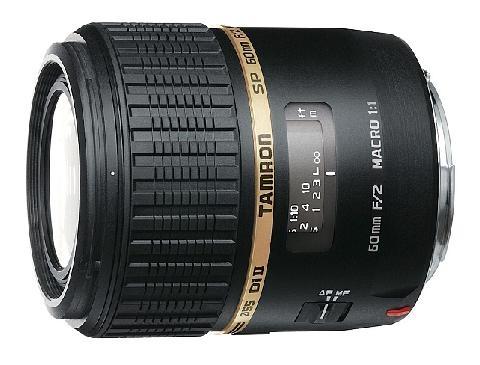 TAMRON 60 mm f/2,0 SP Di II LD Macro pro Nikon