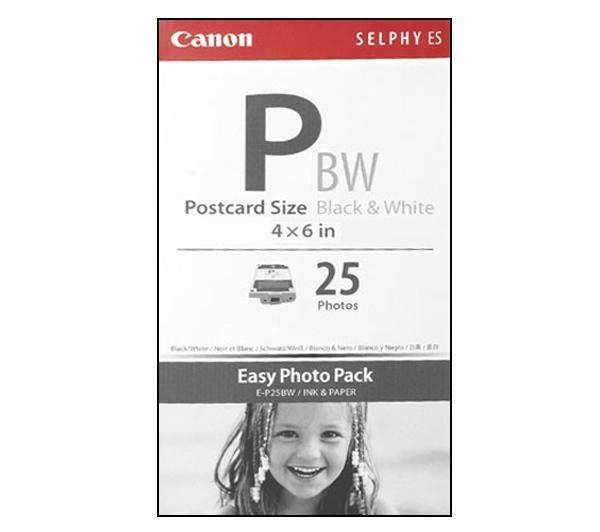 CANON E-P25BW - 10x15/25ks termosubl.papír