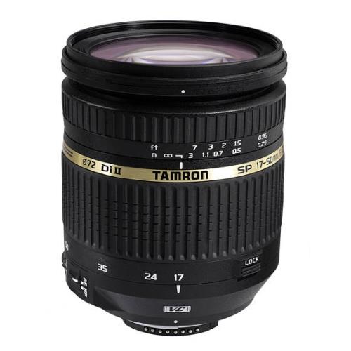 TAMRON 17-50 mm f/2,8 SP XR Di II VC LD Asph. pro Nikon