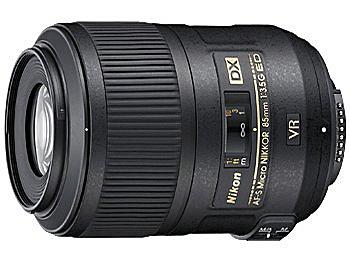 NIKON 85/3,5 G ED VR AF-S DX Micro