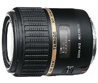 TAMRON 60 mm f/2.0 SP Di II LD Macro pro Sony A