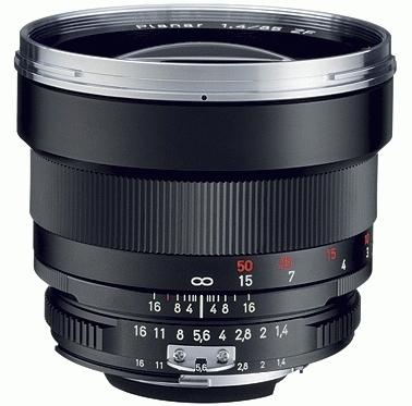 ZEISS Classic 85 mm f/1,4 Planar T* ZF.2 pro Nikon