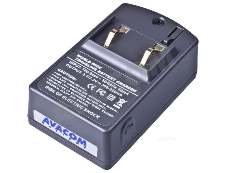 AVACOM nabíjecí souprava ACFR pro nabíjení Lithiové bat. CRV3 +