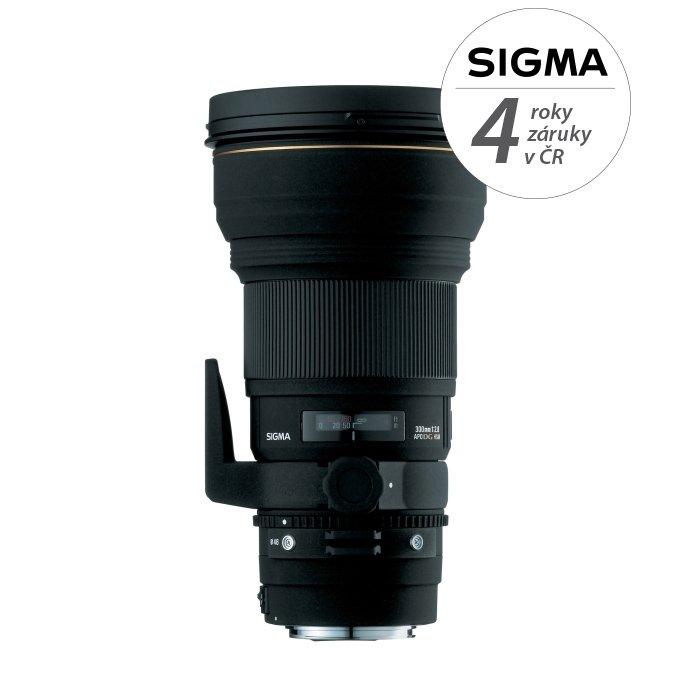 SIGMA 300 mm f/2,8 APO EX DG HSM pro Canon