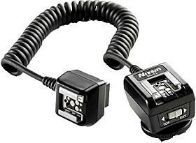 NISSIN propojovací kabel k blesku SC-01 - univerzální