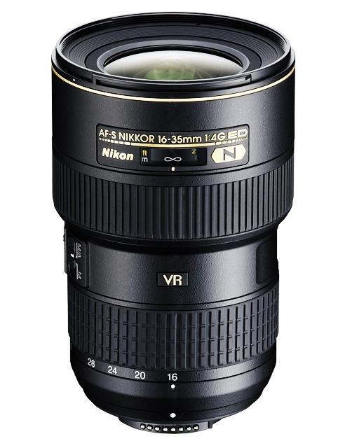 NIKON 16-35 mm f/4 G ED VR AF-S