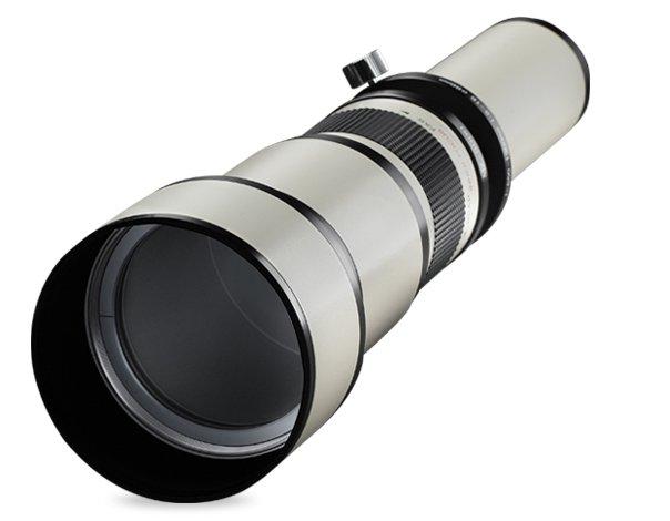 SAMYANG 650-1300 mm f/8-16 MC IF pro Canon EOS