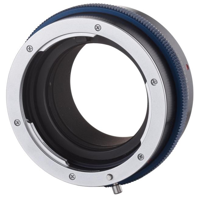 NOVOFLEX adaptér MFT/NIK obj. Nikon G na tělo Olympus/Panasonic MFT