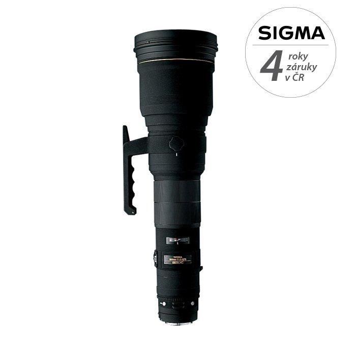 SIGMA 800 mm f/5,6 APO EX DG HSM pro Nikon