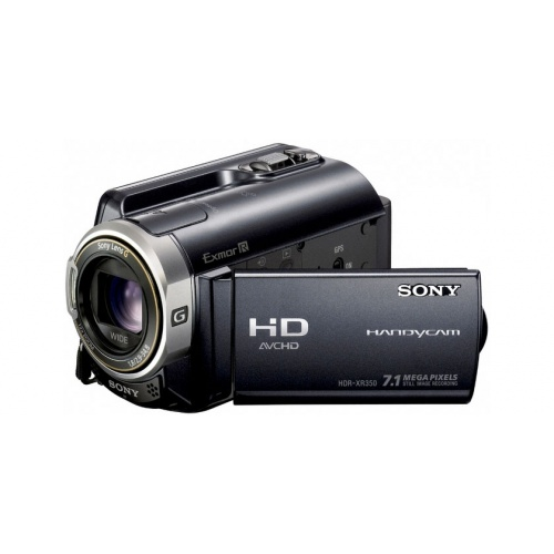 SONY HDR-XR350