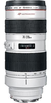 CANON EF 70-200 mm f/2,8 L USM + filtr UV Zdarma
