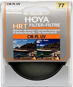 HOYA filtr polarizační cirkulární HRT 55 mm