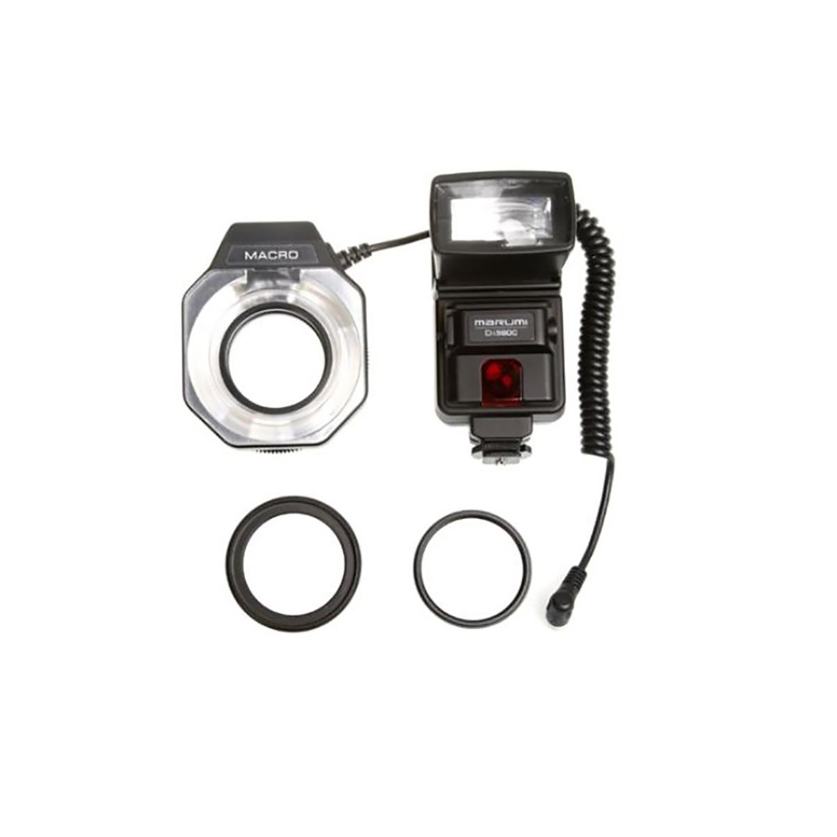 DELTA blesk+makroblesk Di980 pro Canon