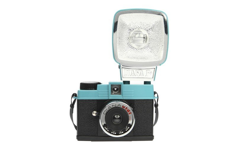 LOMOGRAPHY Diana MINI Flash - fotoaparát