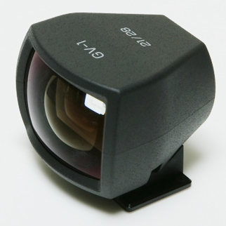 RICOH hledáček 21/28 mm GV-1 pro GR Digital III/IV a GR/GR II/III