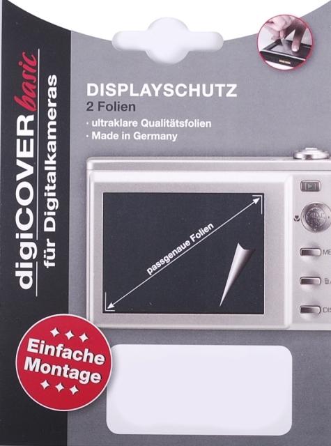 S+M folie na LCD pro Olympus SP-800UZ
