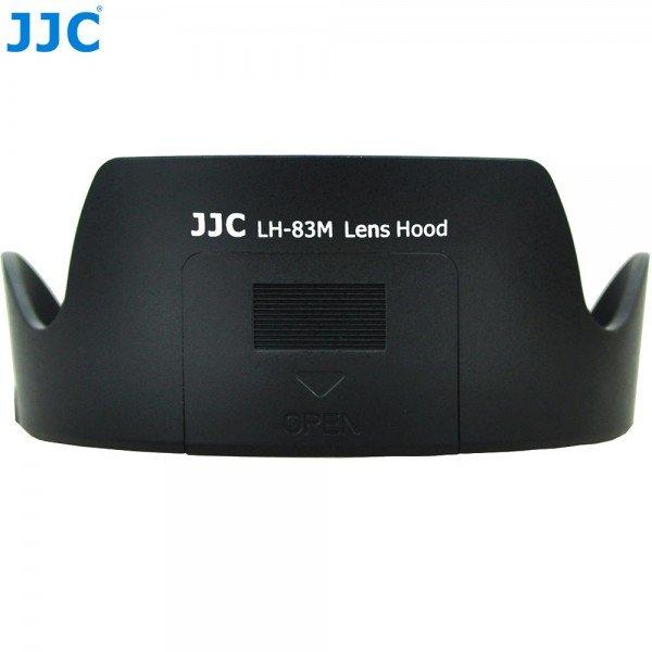 JJC sluneční clona LH-83M (EW-83M) pro Canon 24-105/3,5-5,6 IS STM