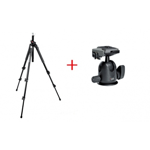 MANFROTTO 190XPROB+496RC2 - SET