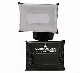 LUMIQUEST Mini Soft Box (LQ-108)