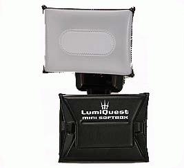 LUMIQUEST Mini Soft Box (LQ-108)