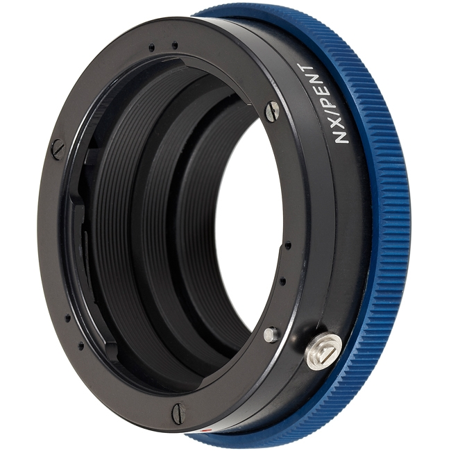 NOVOFLEX Adapter NX/PENT pro obj. Pentax na tělo Samsung NX