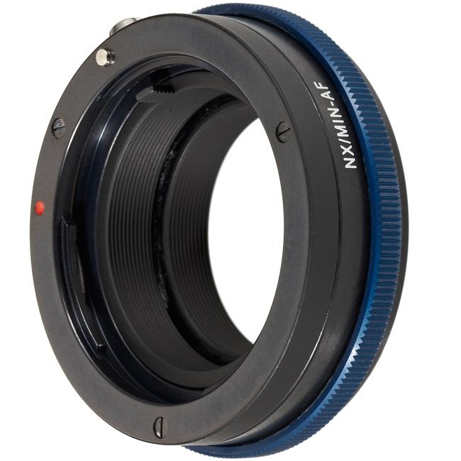 NOVOFLEX Adapter NX/MIN-AF pro obj. Sony A na tělo Samsung NX