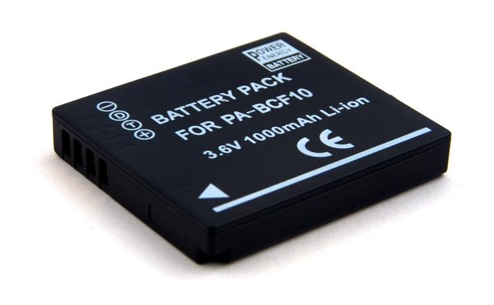 AVACOM Panasonic DMW-BCF10/CGA-S akumulátor FX/FS/FT modelové řady 2011